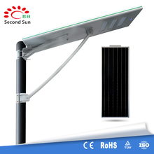 60w integrated solar led street light