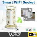 Factory price lowest price,wifi smart socket