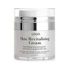 Private Label Beauty Revitalizing Glycolic Acid Face Cream
