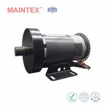 3hp high speed permanent magnet brushed dc motor for treadmill