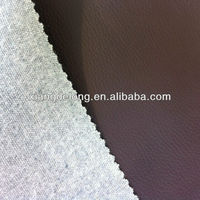 Leather manufacturer hot selling waterproof pvc leather