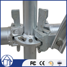 Ringlock scaffolding system design and description from factory