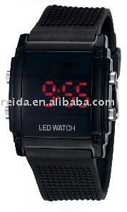 2011 NEW ARRIVAL PROMOTIONAL LED BACKLIGHT WATCH kt9031