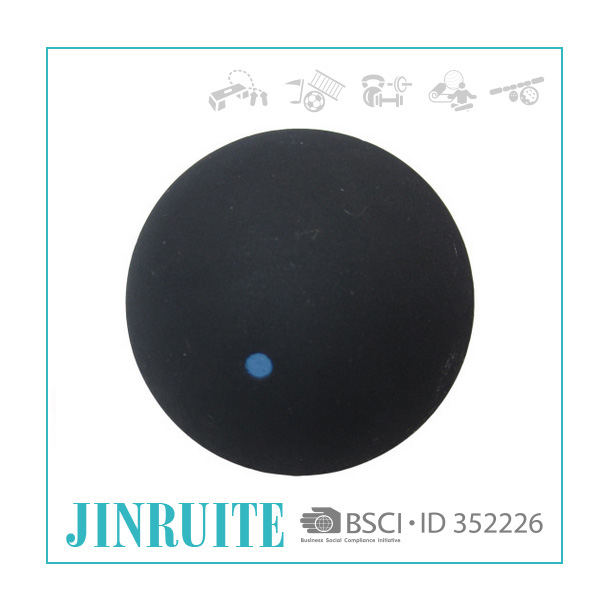China factory customized rubber 55mm squash ball
