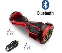 2015 Hot Outdoor Sports Electric Scooter with Bluetooth Speaker Fashion Design