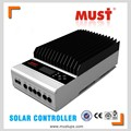 2014 new and hot portable mppt controller solar inverter charger 45A 60A with Battery Temperaturer sensor