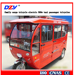 Best Selling Cargo Motorcycle Truck 3-Wheel Tricycle