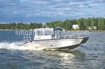 Aluminium small cuddy cabin boat buy cuddy cabin boat for Best small cabin boats