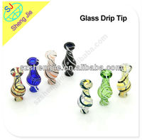 Hottest and Popular Electronic Cigarette 510 glass drip tips