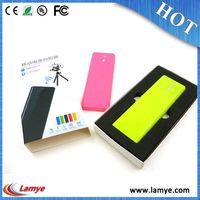 famous brand 5000mah golf mobile power bank