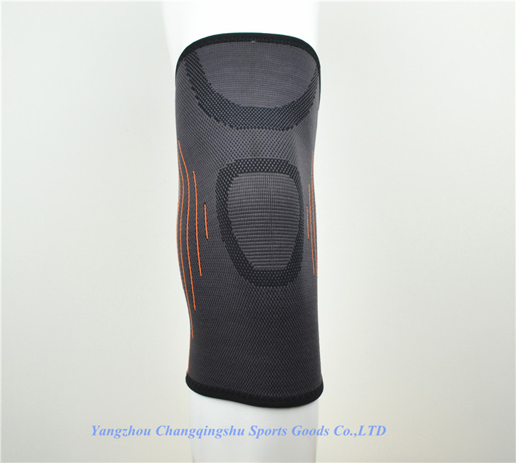 Runyang brand knee compression sleeve elastic knee brace Chinese supplier