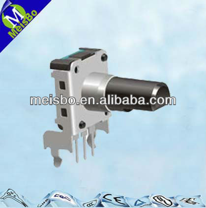 Insulated shaft 10k linear potentiometer