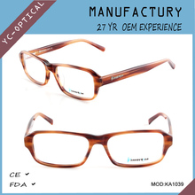 Hot seller top sell eyeglasses frames acetate eco-freindly