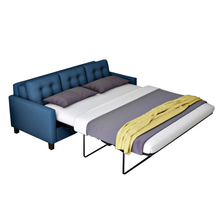 Latest design fabric sleeper sofa bed for hotel <strong>furniture</strong>