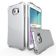C&T Clear Soft Gel TPU Shockproof Bumper Case Back Cover For Samsung Galaxy S7 Edge