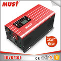Must micro control 1kw dc to ac solar power inverters
