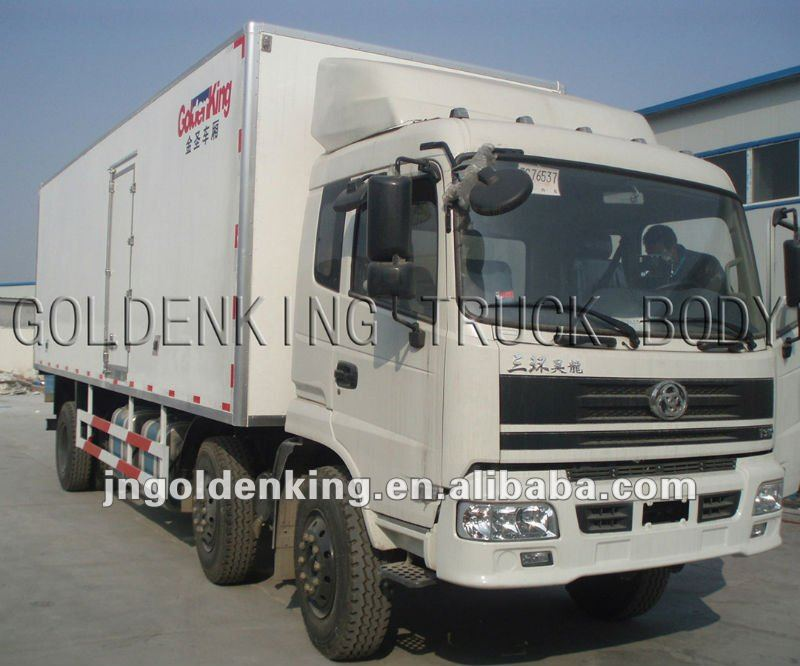 Refrigerated Truck Body/ Insulated Box/Ckd Reefer Body Panel