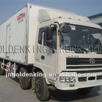 Refrigerated Truck Body Insulated Box Ckd