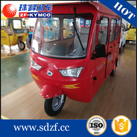 Factory supply!!! advertising electric enclosed trike