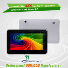 Super cheap smart pad 7inch tablet pc android mid with a23 dual core