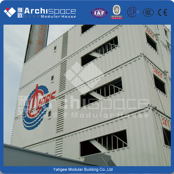 container cabin with steel house prefabricated