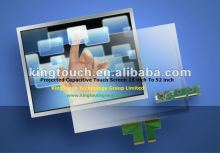 "22"" surface/ projected capacitive touch screen"