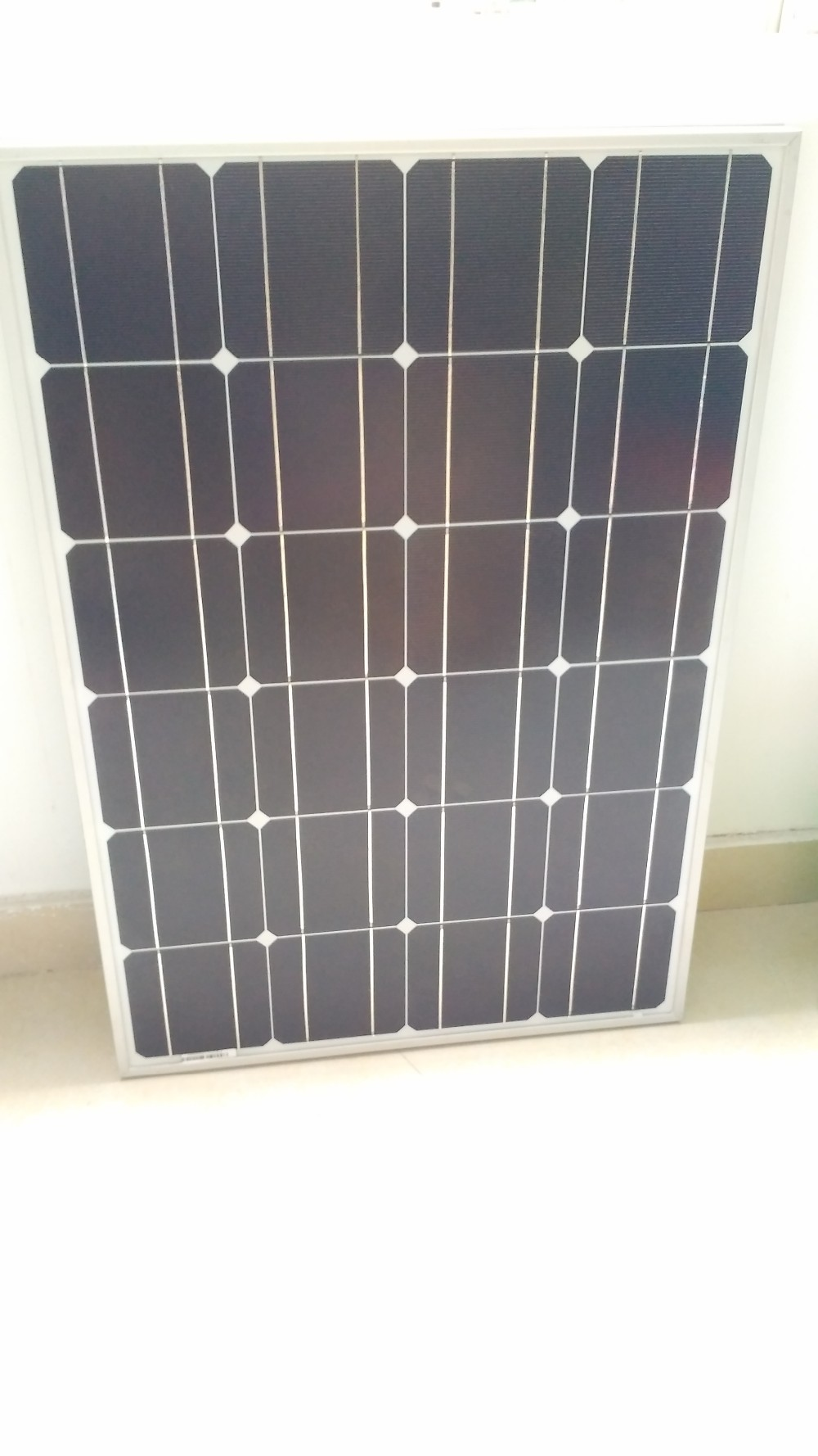 50 watt solar panel 50w monocrystalline pv module container from China