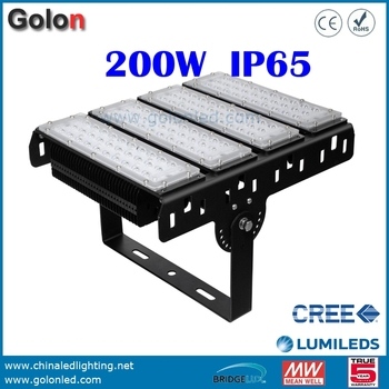 200w led flood light for stadium 5 years warranty Meanwell driver PhilipsSMD3030 200W LED flood light for tennis court