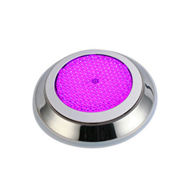 CE RoHS Ip68 surface mounted led swimming pool light underwater Color Changeable pool lights