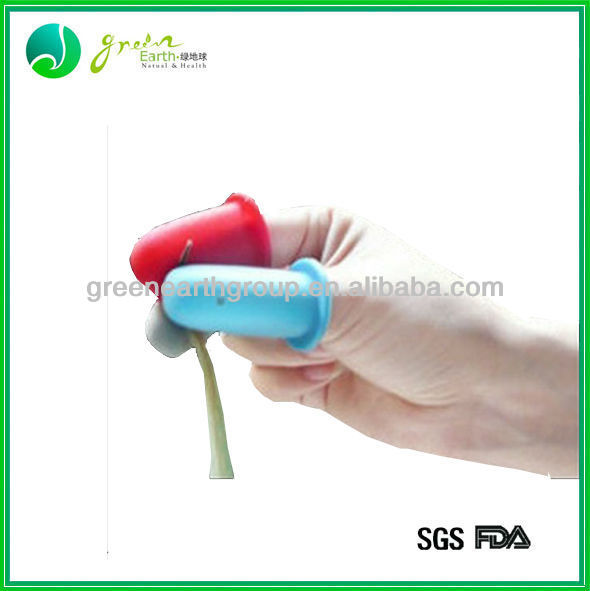 2014 Christmas gifts silicone finger pot holder