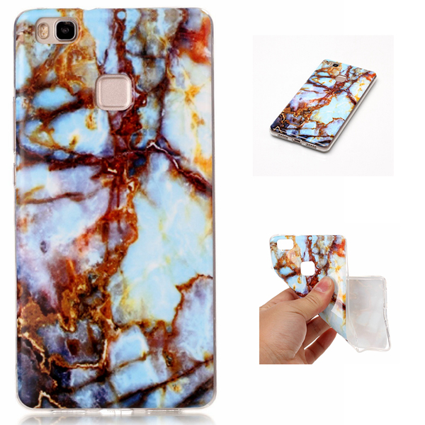 Marble Pattern Protective Back Case Cover For Huawei P9 LITE