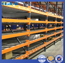 Hot Sale Warehouse Storage Gravity Pallet Flow Rack With HIgh utility
