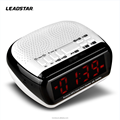 new products OEM/ODM Digital colorful hands-free alarm,fm alarm clock radio