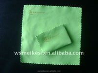 high quality cheap 100% polyester microfiber cleaning cloth