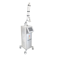 CO2 laser facial resurfacing machine