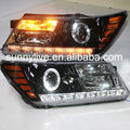 For Dodge Journey JCUV Fiat Freemont LED Head Lamps 2009-2014 Year