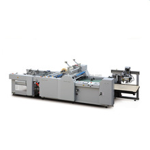SF-720A/ 920A/ 1100A Semi-auto Glueless And Pre-coated Thermal Film Laminating Machine