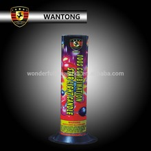 high quality 100 shots roman candle fireworks for wholesale