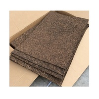 High quality Nitrile Rubber Bonded Cork Sheet