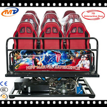 2015 long awaited Pefect 5d cinema equipment /roller coaster deluxe 5d theater for adults for kids