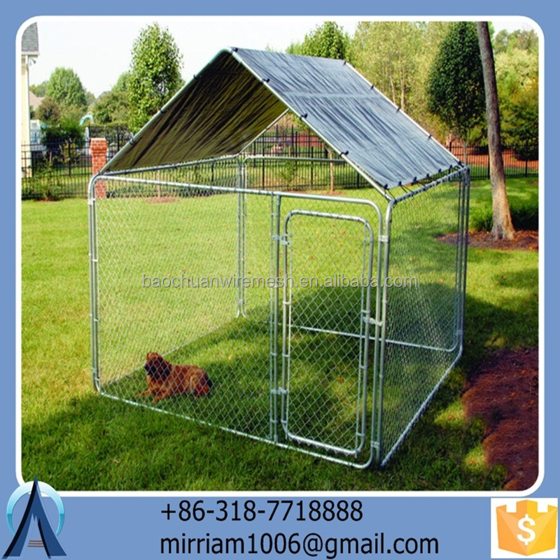 Outdoor Cheap Stainless Steel Dog Cage&dog crates For Sale