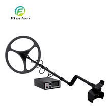 High sensitivity ground metal detector for gold and jewelry