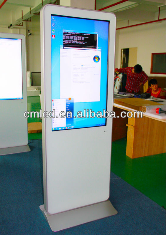 Internet Touch Screen + Indoor Advertising 42 inch