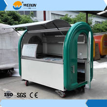Motorcycle Mobile Fryer Fast Food Carts For Sale