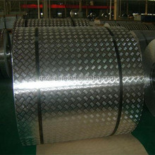 Five Bar Aluminum Tread Plate For Trailer Decking