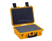 Ningbo Manufacturer Waterproof Shockproof Hard Plastic Instrument Protective Case with foam