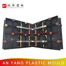 Economic Best Sales Circular Plastic Plywood Formwork