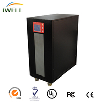 Online Low Frequency power supply external batteries type UPS 40Kva 380V