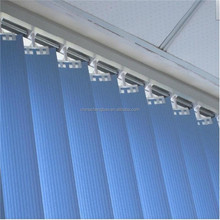 Blue office style fiber optic light curtain