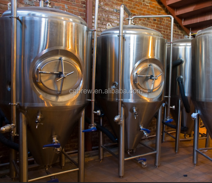 300L micro brewery equipment with full set beer brewing system